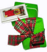 handmade soap gifet present pack green from Ireland mail order